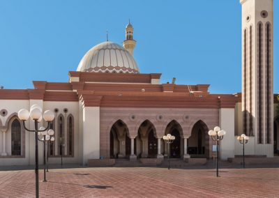 Dammam – Mosque of the Custodian of the Two Holy Mosques