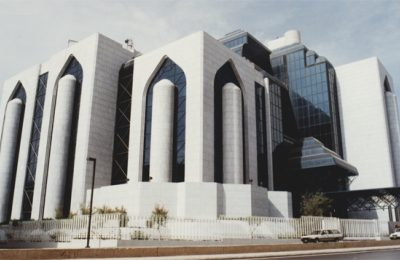 Petromin Headquarters Office Building Complex