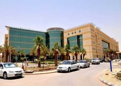 Civil Defense Headquarters in Riyadh