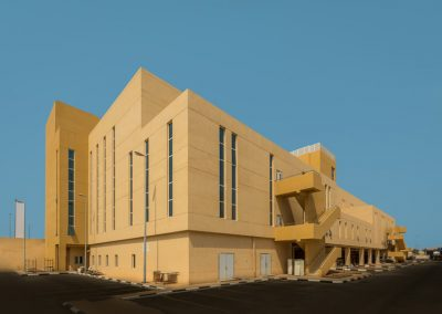 Rafha Medical Tower Expansion (to 100 Beds)
