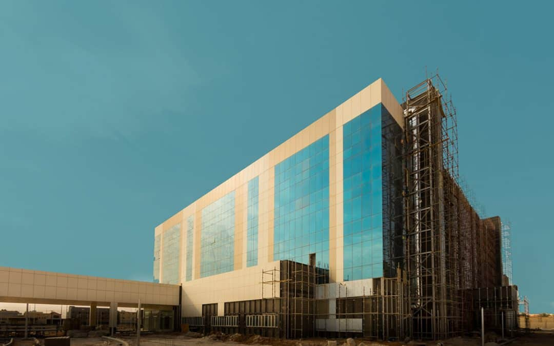 Arar Medical Tower Expansion (to 300 Beds)