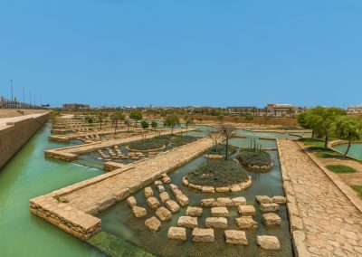 Wadi Hanifah Restoration Project