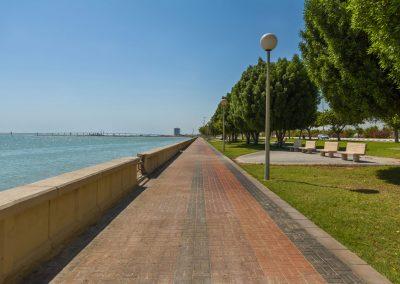 Al-Khobar/Dammam Corniche 22 km Carriageway