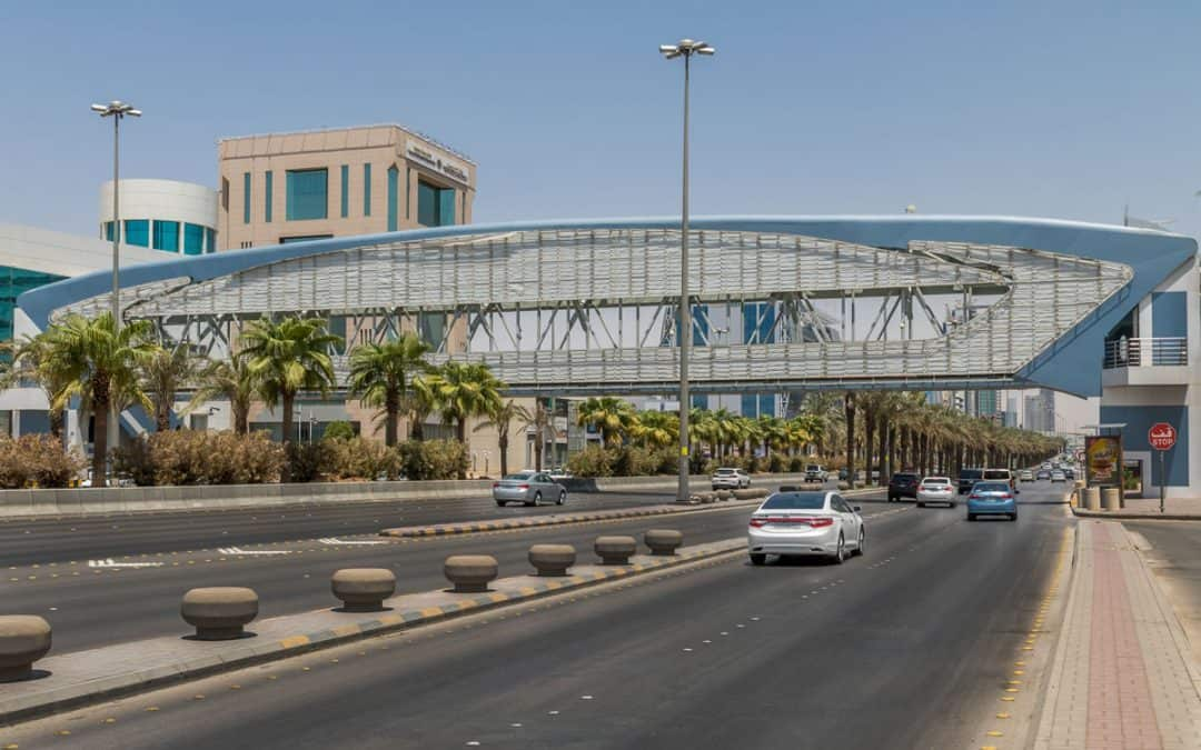 Maintenance of Riyadh Bridges and Underpasses
