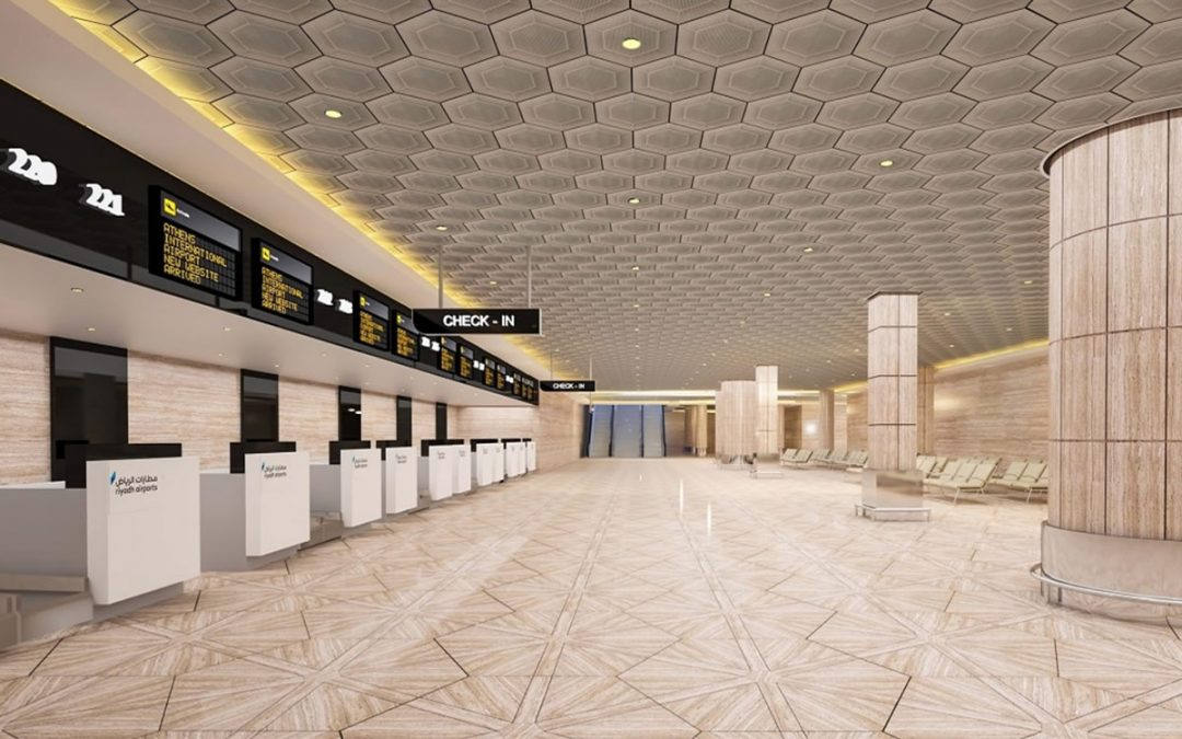 King Khalid International Airport Upgrades
